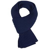 Шарф Snow, темно-синий, фото 1