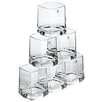 Набор стаканов для виски Cube, фото 1