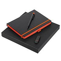 Набор Black Memory, черно-оранжевый