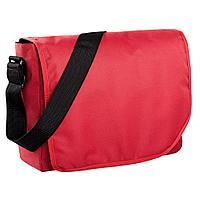 Сумка для ноутбука Unit Laptop Bag, красная, фото 1