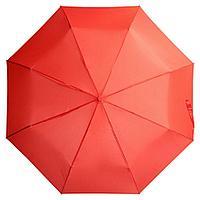 Зонт складной Unit Basic, красный, фото 1
