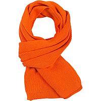 Шарф Amuse, оранжевый, фото 1