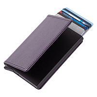 Футляр для кредитных карт Stroll, фиолетовый