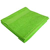 Полотенце махровое Soft Me Large, зеленое яблоко, фото 1