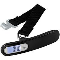 Дорожные весы onBoard Soft Touch, черные, фото 1
