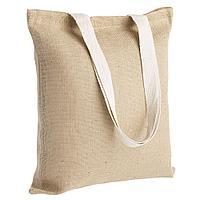 Холщовая сумка на плечо Juhu, неокрашенная, фото 1