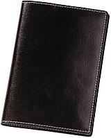 Обложка для паспорта Cover, черная, фото 1