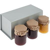 Набор Jam Jar, серебристый, фото 1