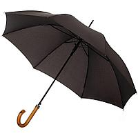 Зонт-трость LockWood, черный, фото 1