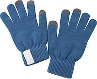 Сенсорные перчатки Scroll, синие, фото 1