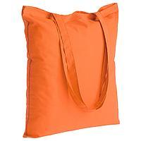 Холщовая сумка Optima 135, оранжевая, фото 1
