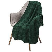Плед Stille, зеленый, фото 1