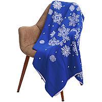 Плед Snow Fairy, синий (василек), фото 1
