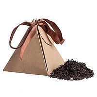 Чай Breakfast Tea в пирамидке, крафт, фото 1