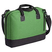 Сумка для ноутбука Unit Bimo Work, зеленая, фото 1
