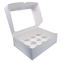 Коробка под капкейки (12 шт)