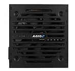 Блок питания, Aerocool, VX PLUS 550 RGB, 550W, ATX, None-PFC, 20+4pin, 4+4pin, 3*Sata, 3*Molex, 1*FD