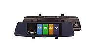 Зеркало регистратор с двумя камерами Element-5 T85, фото 1