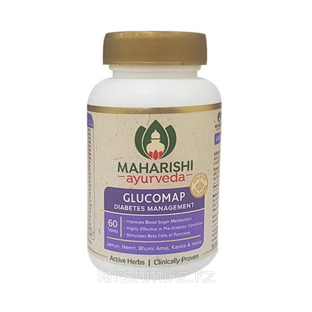ГЛЮКОМАП Glucomap Понижает сахар в крови!