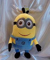 Мягкая игрушка Миньон (мультфильм Гадкий я) 27 см