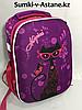 Школьный рюкзак для девочек в 3-4 класс.Высота 36 см,ширина 27 см,глубина 17 см.