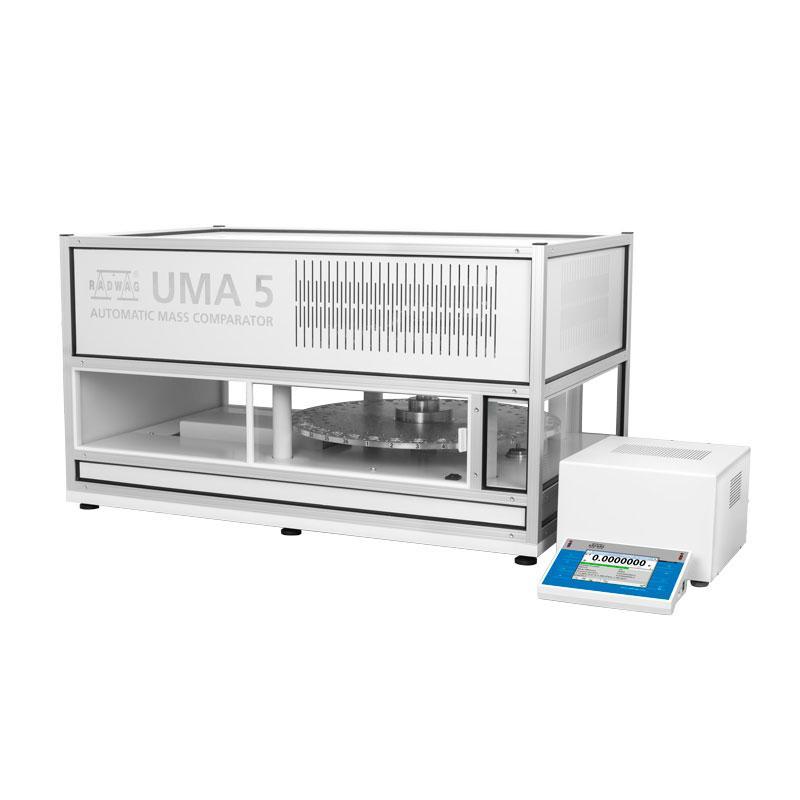 Автоматические компараторы массы серии UMA