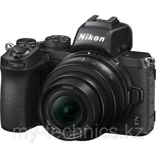 Фотоаппарат Nikon Z50 Kit Nikkor Z DX 16-50mm f/3.5-6.3 VR + FZT adapter