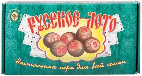 Настольная игра для всей семьи «Русское лото», фото 2