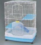 R62 Клетка для шиншиллы 3-х этаж.82,5*55*108,5 см