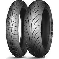 Мотошина Michelin Pilot Road 4 190/55 ZR17 75W TL Спорт-турист Rear
