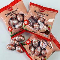 Шоколадные яйца Knickebein Friedel 150 гр