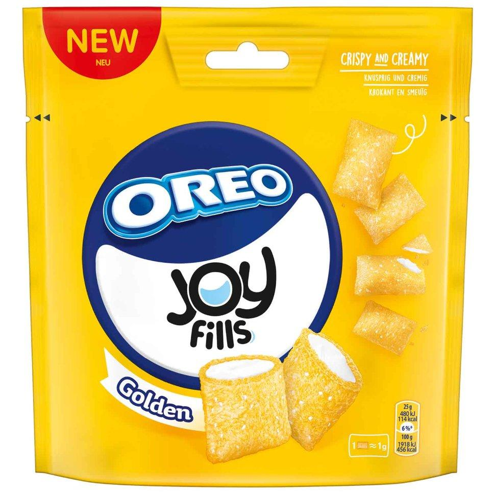 Хрустящие подушечки Joyfills Oreo Golden Biscuits Soft 90g