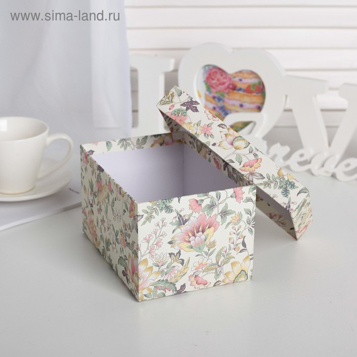 Набор коробок 10 в 1, 30,5 х 25,5 х 16,5 - 12,5 х 7,5 х 7,5 см - фото 3