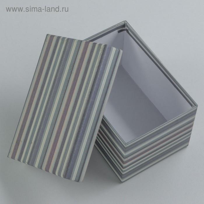 Набор коробок 10 в 1, 30,5 х 25,5 х 16,5 - 12,5 х 7,5 х 7,5 см - фото 5