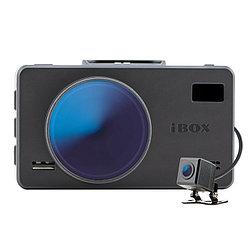 IBOX iCON LaserVision WiFi Signature Dual + камера заднего вида