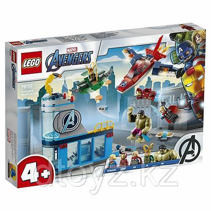 Lego 76152 Marvel Super Heroes Гнев Локи