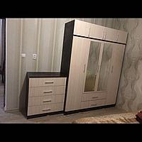 Мебель для спальни на заказ (шкафы, шкафы - купе, комоды)