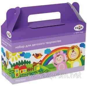 """Набор для детского творчества Гамма """"Малыш"""", 6 предметов, в подарочной коробке Гамма"""