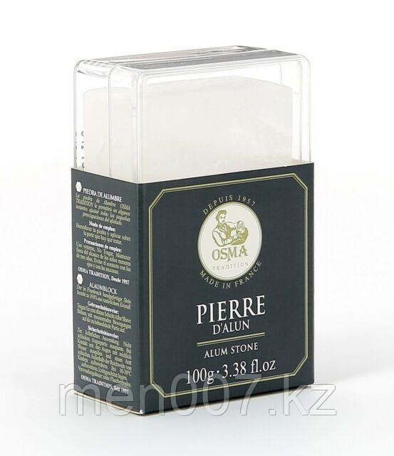 PIERRE D'Alun Post Shave Alum Stone OSMA (Натуральные квасцы) (Против порезов камень) 100 грамм