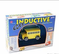 Inductive car - инновационная игрушка, ездит по нарисованному маршруту
