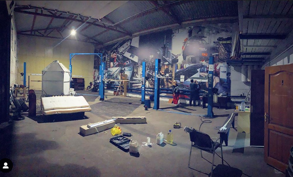 Оборудование Sillan  в @garage09.kz г. Караганда!