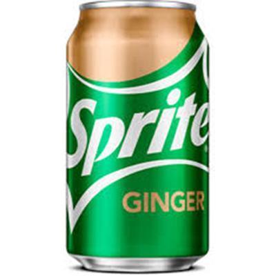 Sprite Ginger 0,355 л США