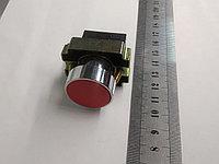 Кнопка без фиксации 1NC красная, фото 1