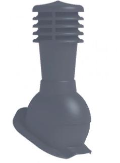 Вентиляционный выход для профнастила МП-20 KBТ-18 Серый