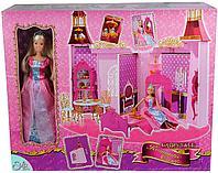 Кукла Штеффи и ее замок 29 см Simba