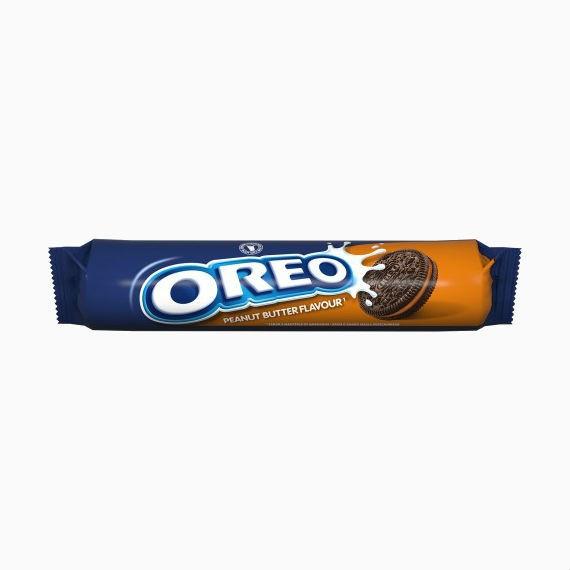 Печенье Oreo Peanut Butter 154 гр