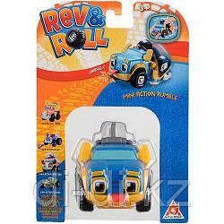 Игрушка Rev&Roll мини машинка - Рамбл