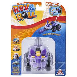 Игрушка Rev&Roll мини машинка - Аллей