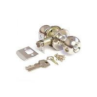Ручка-защёлка APECS 6072-01-CR, с ключом, с фиксатором, цвет хром