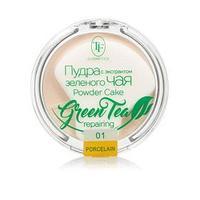 Пудра для лица TF Green Tea, тон 01 фарфоровый